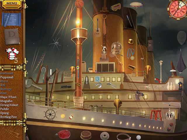 Game screenshot 3 1912: Titanic Mystery
