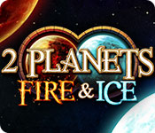 Feature screenshot game 2 Planets Fire & Ice