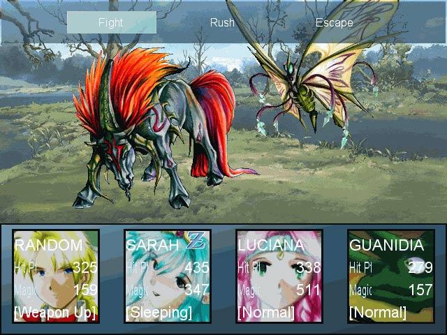 Game screenshot 1 3 Stars of Destiny