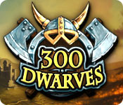 Feature screenshot game 300 Dwarves