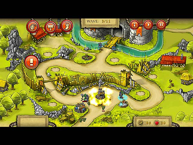 Game screenshot 2 300 Dwarves