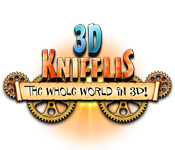 Feature screenshot game 3D Knifflis: The Whole World in 3D!