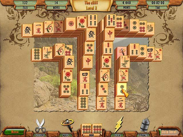 Game screenshot 2 3D Mahjong Deluxe