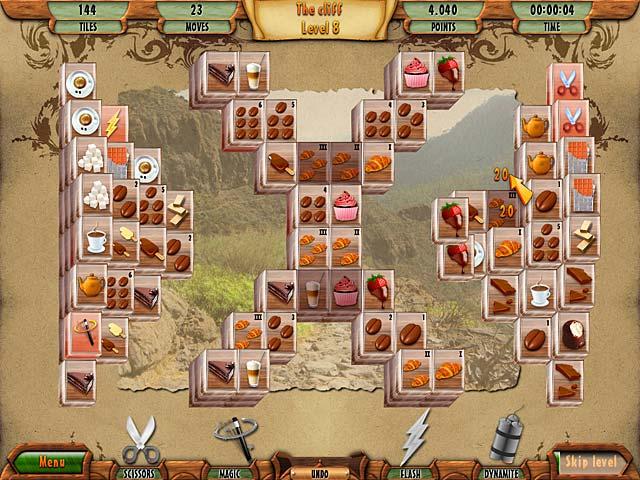 Game screenshot 3 3D Mahjong Deluxe