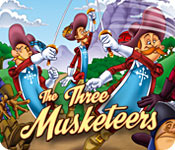 Feature screenshot game The Three Musketeers