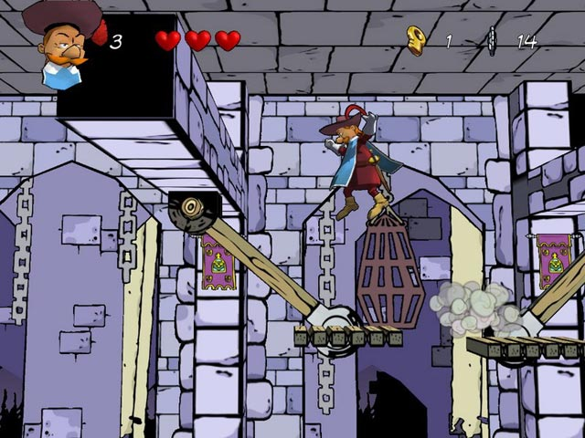 Game screenshot 2 The Three Musketeers