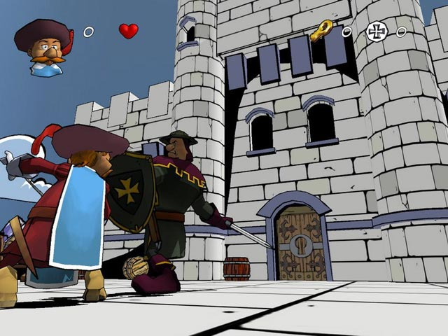 Game screenshot 3 The Three Musketeers