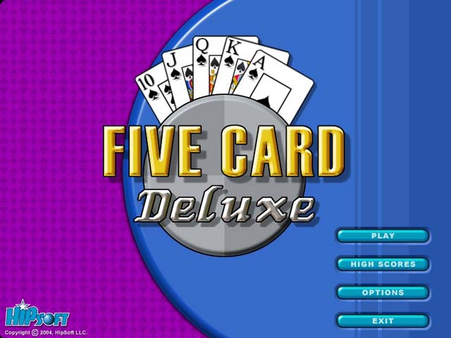 Spiele Screenshot 1 Five Card Deluxe