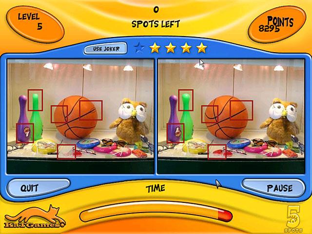 Game screenshot 2 5 Spots
