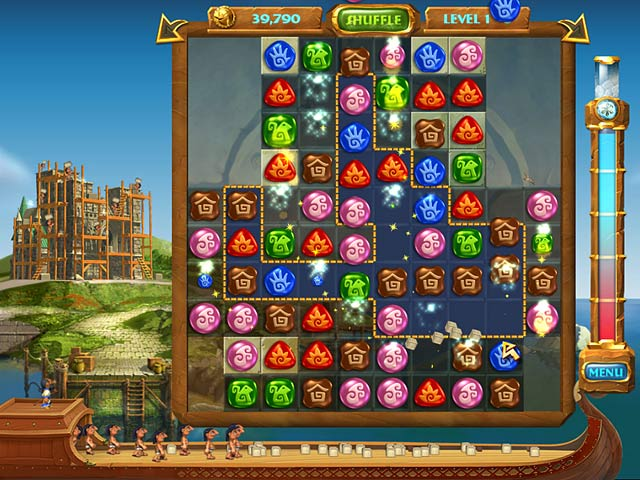 Screenshots 7 Wonders: Treasures of Seven -