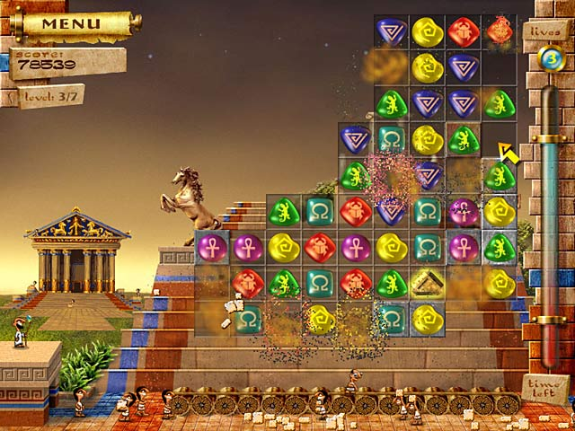 Game screenshot 3 7 Wonders of the World