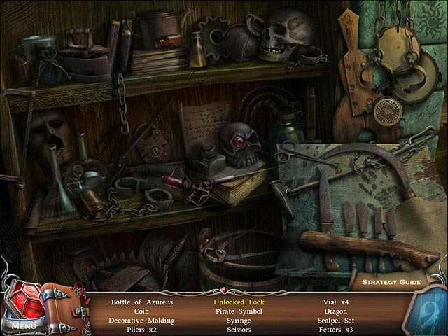 9: The Dark Side Collector's Edition screenshot 3