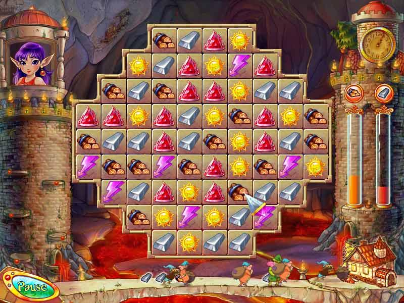 Game screenshot 2 A Dwarf's Story