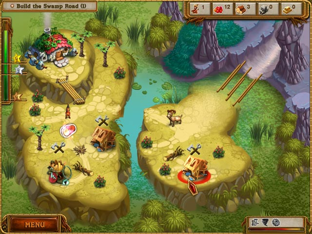 Game screenshot 1 A Gnome's Home: The Great Crystal Crusade