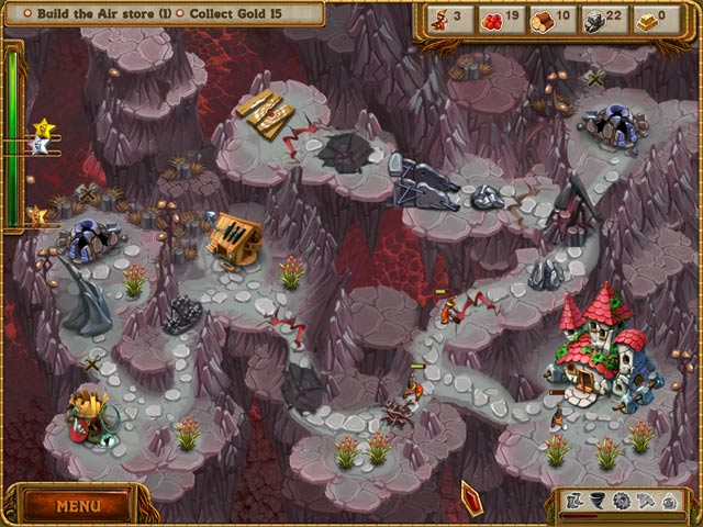 Game screenshot 3 A Gnome's Home: The Great Crystal Crusade