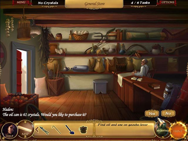 Game screenshot 3 A Gypsy's Tale: The Tower of Secrets