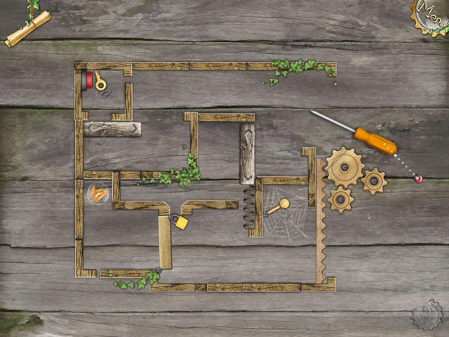 Game screenshot 1 A Magnetic Adventure