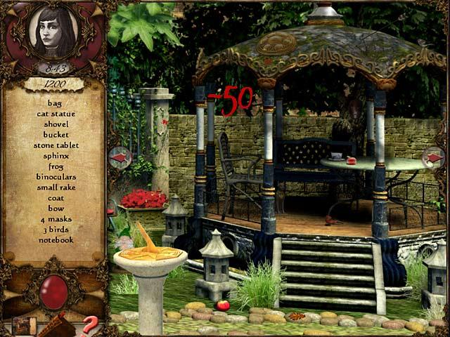 Game screenshot 1 A Vampire Tale