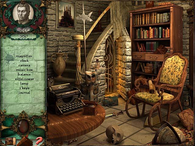 Game screenshot 2 A Vampire Tale