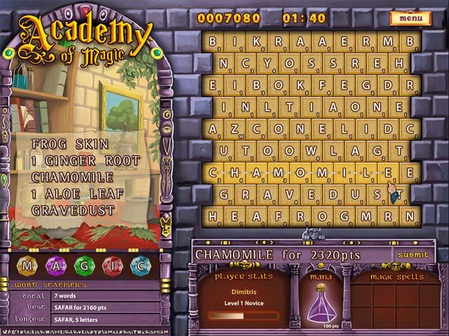 Academy of Magic - Word Spells > iPad, iPhone, Android, Mac & PC ...