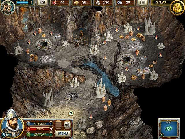 Game screenshot 2 Adelantado Trilogy: Book One