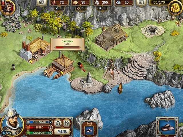 Game screenshot 1 Adelantado Trilogy: Book Three