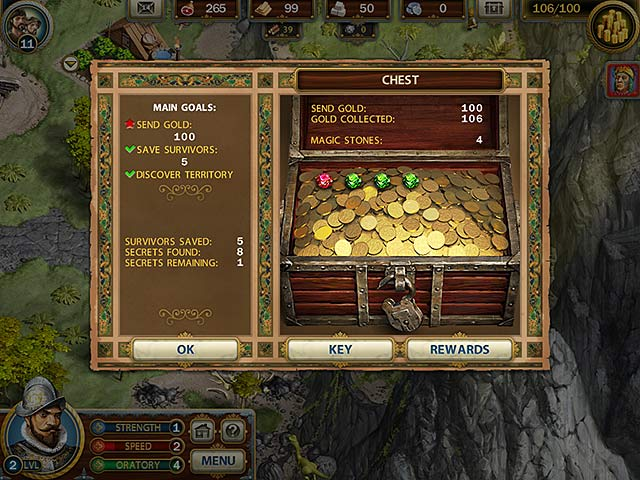 Game screenshot 2 Adelantado Trilogy: Book Three