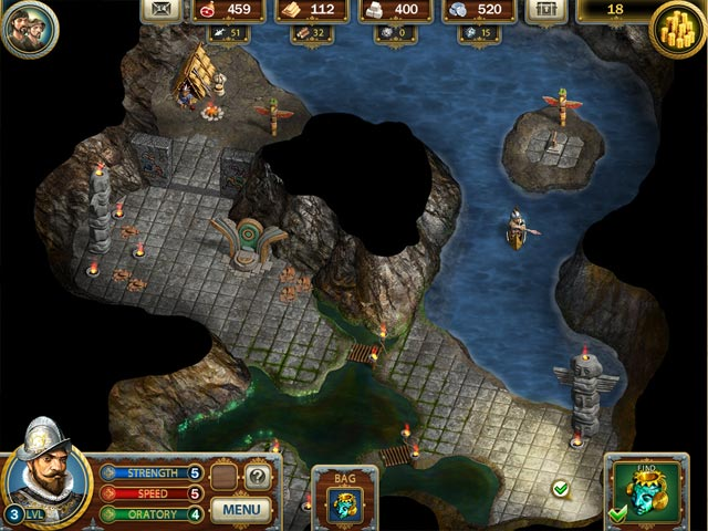 Game screenshot 2 Adelantado Trilogy: Book Two