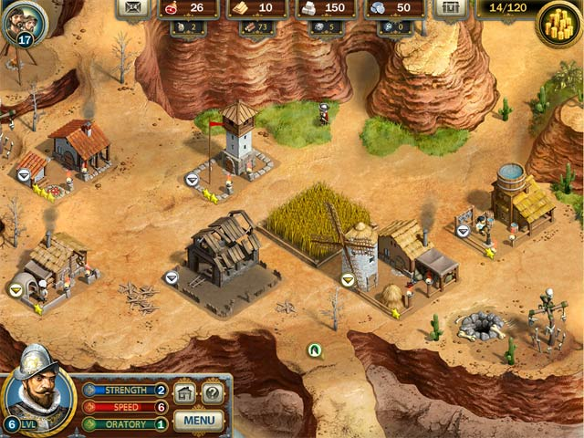 Game screenshot 3 Adelantado Trilogy: Book Two