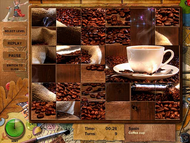 Game screenshot 1 Adore Puzzle 2: Flavors of Europe