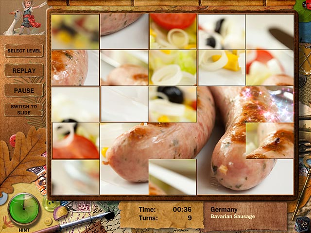 Game screenshot 3 Adore Puzzle 2: Flavors of Europe