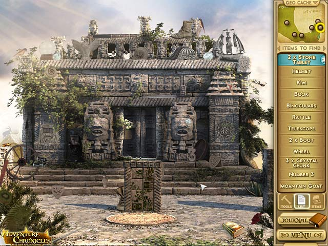 Game screenshot 1 Adventure Chronicles: The Search for Lost Treasures