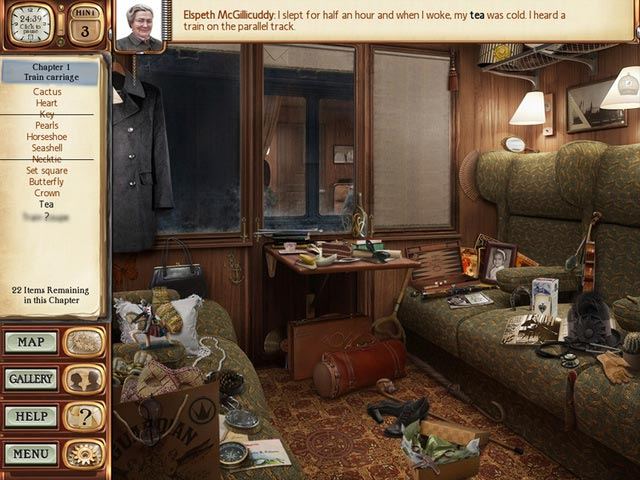 Game screenshot 1 Agatha Christie: 4:50 from Paddington