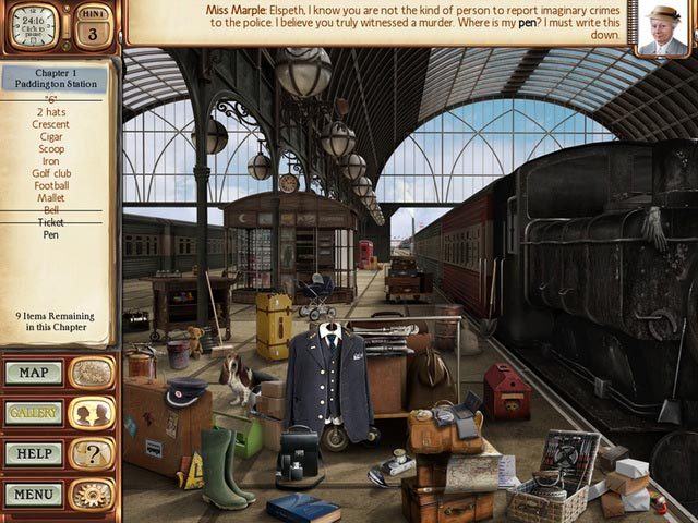 Game screenshot 2 Agatha Christie: 4:50 from Paddington