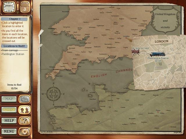 Game screenshot 3 Agatha Christie: 4:50 from Paddington