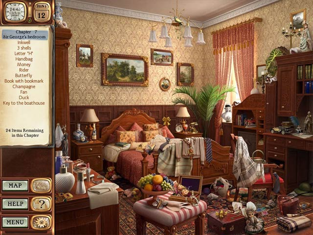 Game screenshot 2 Agatha Christie: Dead Man's Folly