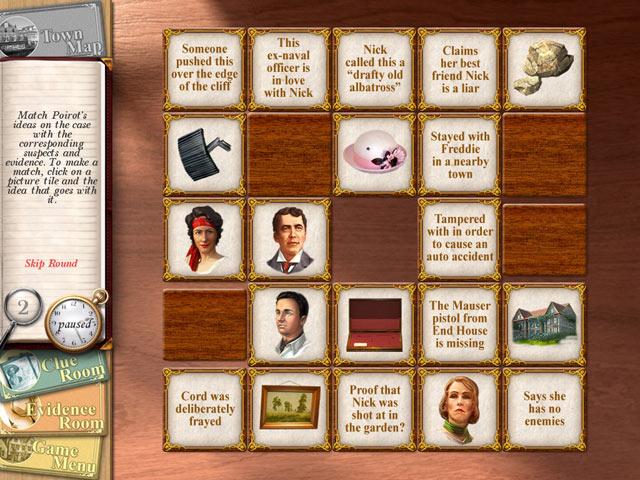 Game screenshot 2 Agatha Christie: Peril at End House