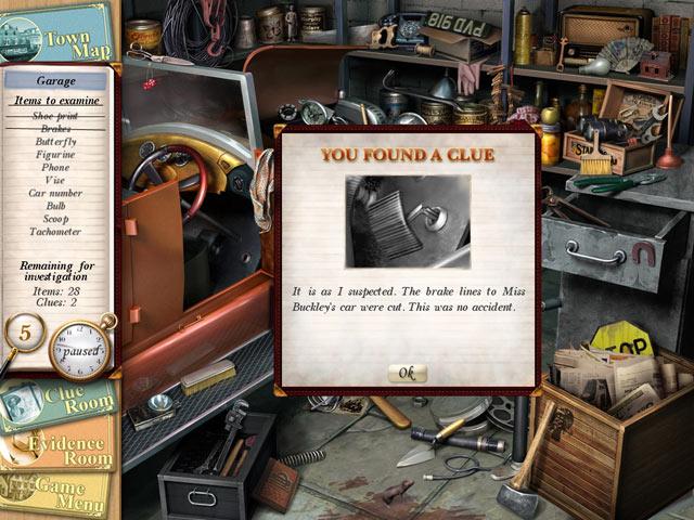 Game screenshot 3 Agatha Christie: Peril at End House