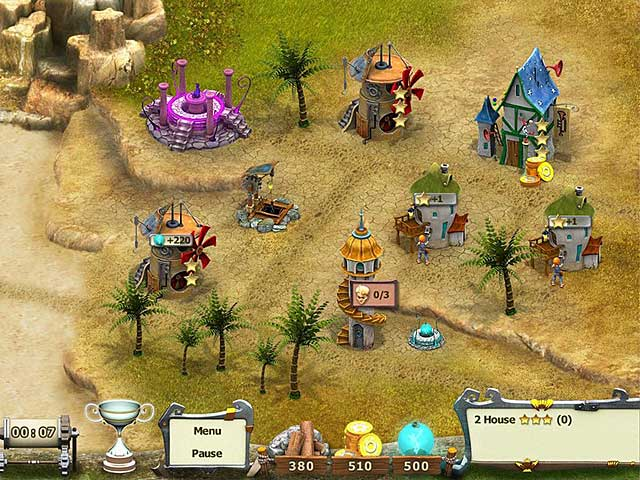 Game screenshot 2 Age of Adventure: Playing the Hero