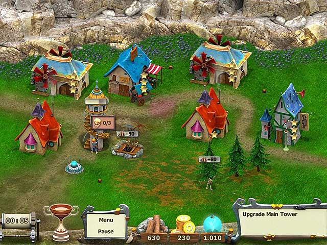 Game screenshot 3 Age of Adventure: Playing the Hero