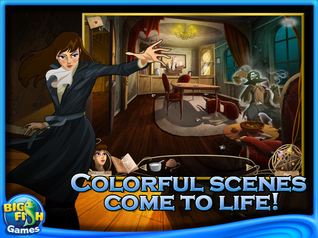 Screenshot for Age of Enigma: The Secret of the Sixth Ghost