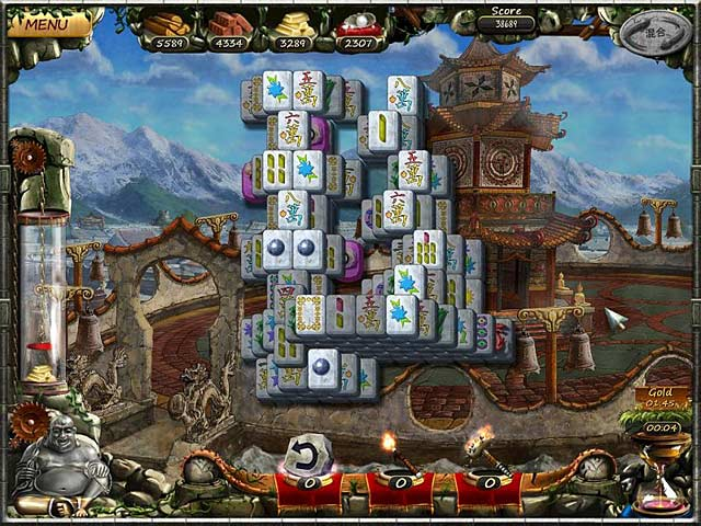 Game screenshot 1 Age of Mahjong