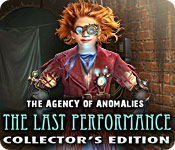 free download The Agency of Anomalies: The Last Performance Collector's Edition game