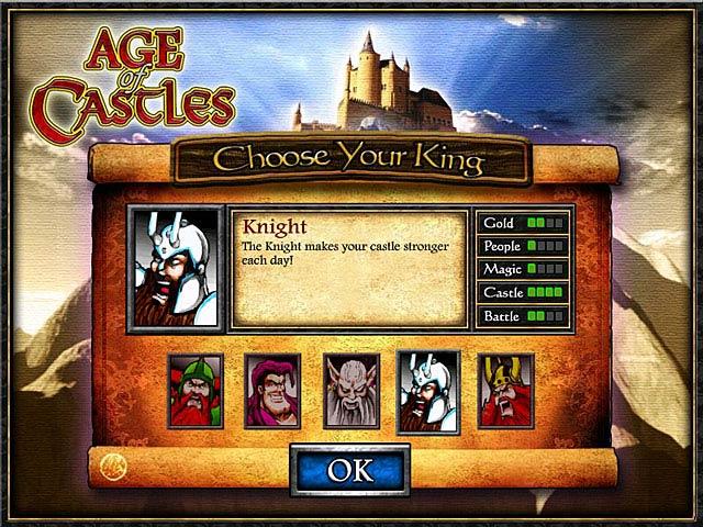Game screenshot 1 Age Of Castles