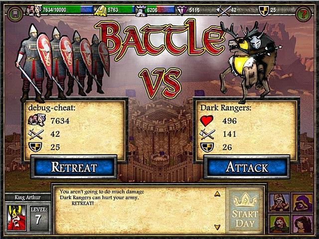 Game screenshot 3 Age Of Castles