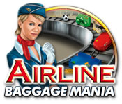 Feature screenshot game Airline Baggage Mania