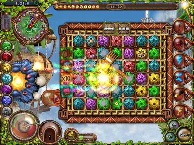 Game screenshot 1 Akhra: The Treasures