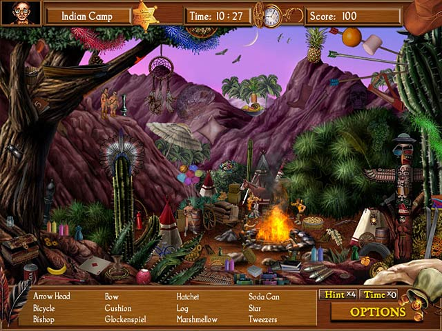 Game screenshot 1 Al Emmo's Postcards from Anozira
