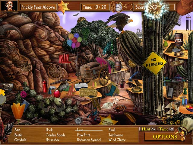 Game screenshot 3 Al Emmo's Postcards from Anozira