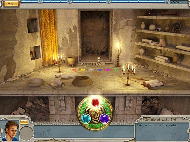 Game screenshot 3 Alabama Smith: Escape from Pompeii